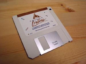 Aol installation cd download.